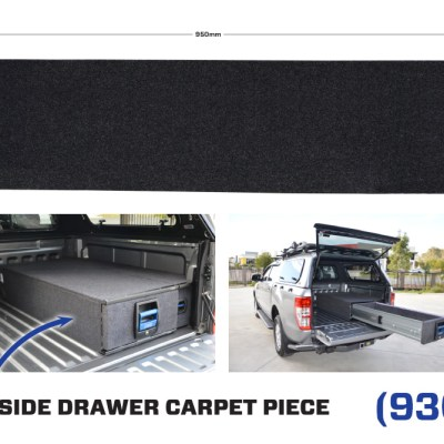 E930 Side Drawer Piece - MSA 4X4 Accessories