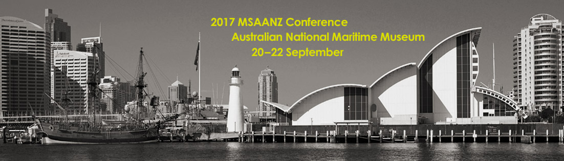 2017 MSAANZ Conference Banner Image