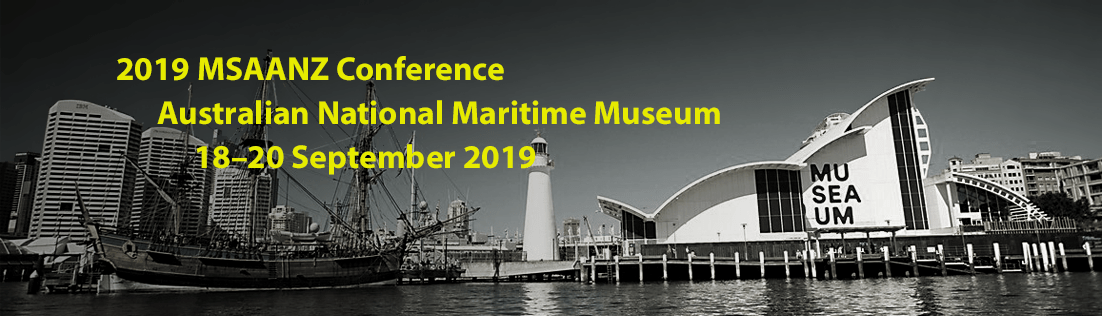MSAANZ 2019 Conference