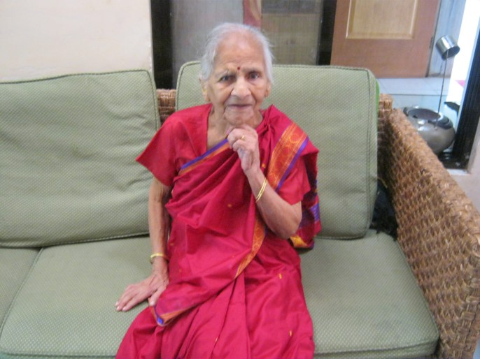 And this was taken yesterday, my mum's 80th birthday, by the staff at the Dignity Resort, who have dressed her in a sari, especially for the occasion. My mum hasn't worn a sari all year. I think she looks splendid and in good spirits, if not entirely sure what's going on.