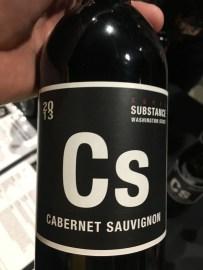 Super Substance Cabernet Sauvignon 2013