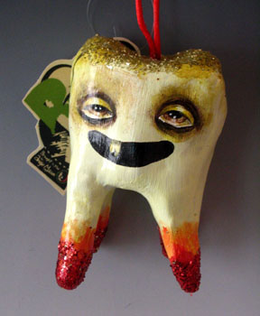 Angie Mason's rotten tooth gang (see link at end of images)