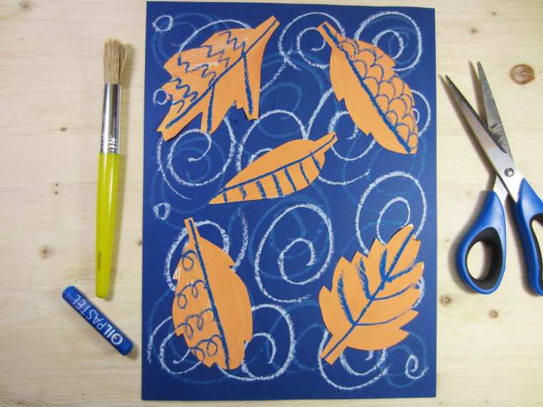 Learn How to Create this Autumn Art Project in your Classroom for Art Teaching Success! Plan quickly and teach confidently. Click to see this art tutorial! Art Teacher | Art Teacher Resource | Art Projects for Kids | Elementary Art Project | Middle School Art Project | Primary Art Project | Art Teacher Tips | Art Teaching Ideas | Art Education | Ms Artastic | Ms Artastic Resources