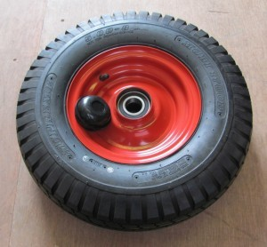 500 X 8 6Ply Tyre 8 Wheel 30mm Bearing