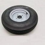 500-10 4Stud x 4 Inch Pcd 6Ply Tyre