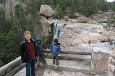 waterfall Creel