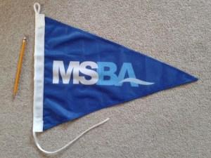 MSBA burgee