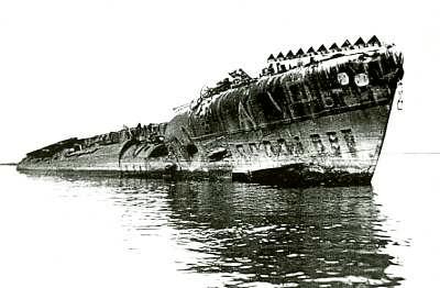 U-boat in 1930