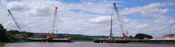 Holborough bridge
