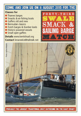 Swale Smack & Sailing Barge Match