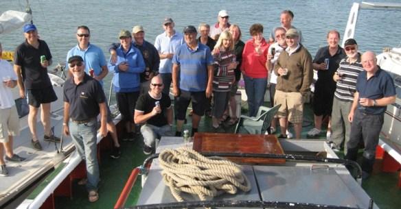 Tug Touchstone and Hoo Ness Yacht Club