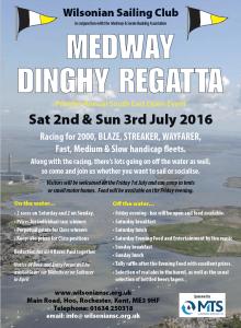 Medway Dinghy Regatta