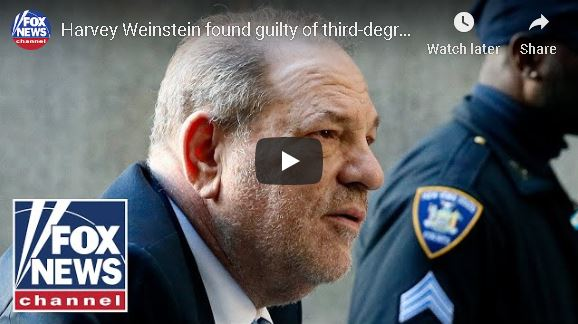 harvey weinstein outside courthouse