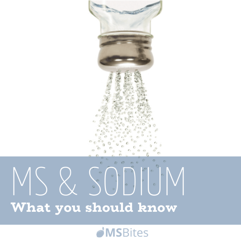 MS and Dietary Sodium: What you should know