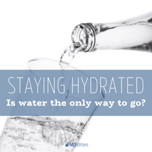 Staying Hydrated: Is water the only way to go?