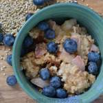 Crock-Pot Oatmeal for Two