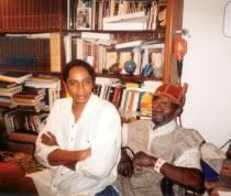 Baba Charles Robinson & Chief Bey