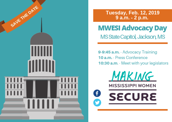 MWESI Advocacy Day at the Capitol – Tuesday, Feb. 12