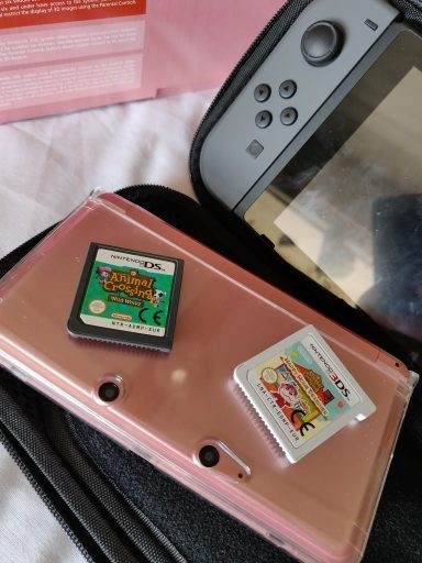 Animal Crossing Games, Nintendo 3DS and Switch