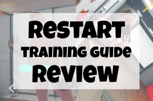 Restart Training Guide Review