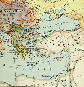 Ottoman Empire Congress Berlin