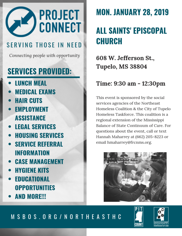 2019 Northeast Project Connect - Flyer