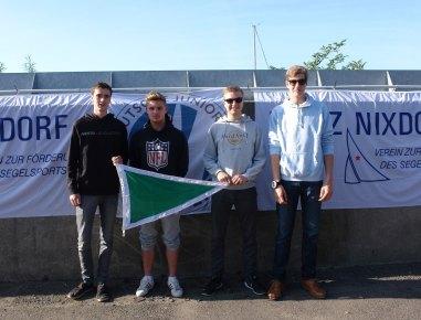 SCD, Eike Lauszus, Matthias Lukosch, Johannes Bruns Leo Hanisch