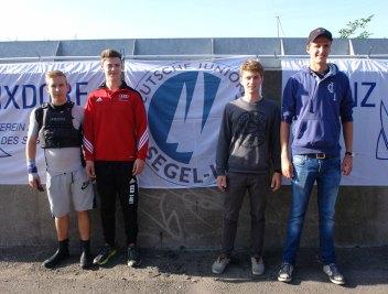 SVH, Jan Müllmann, Vincent Schrader, Tim Christopher Schwarzer, Fabian Riemann
