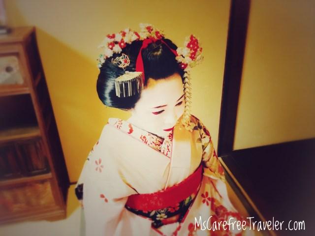 Maiko Vintage Style