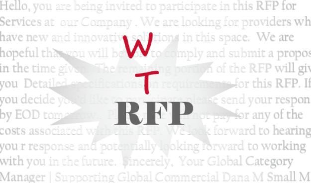 gone rfp