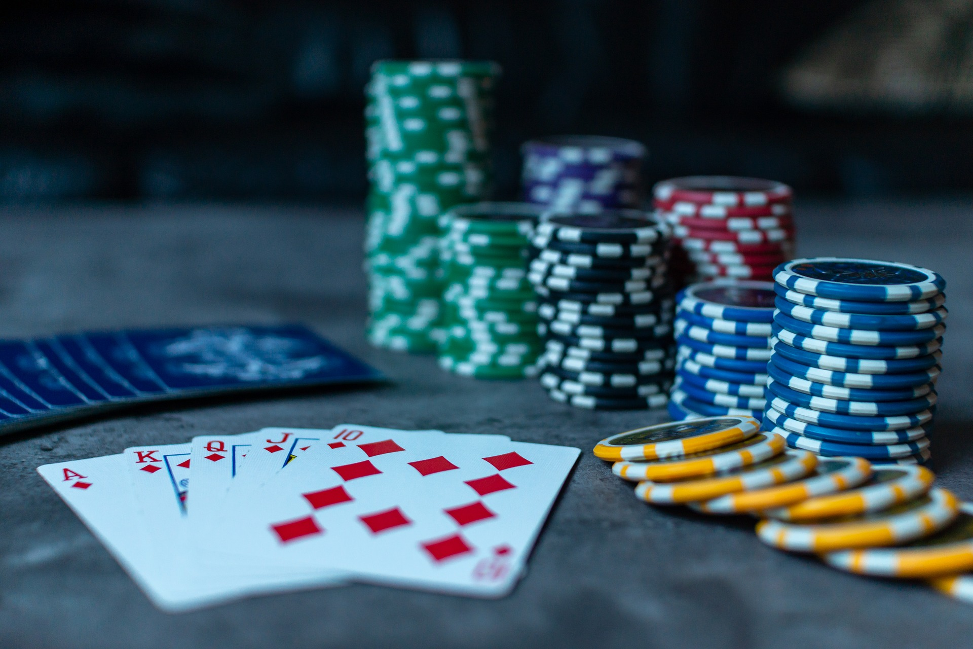 Playing poker can improve your negotiation skills, here's how. 2