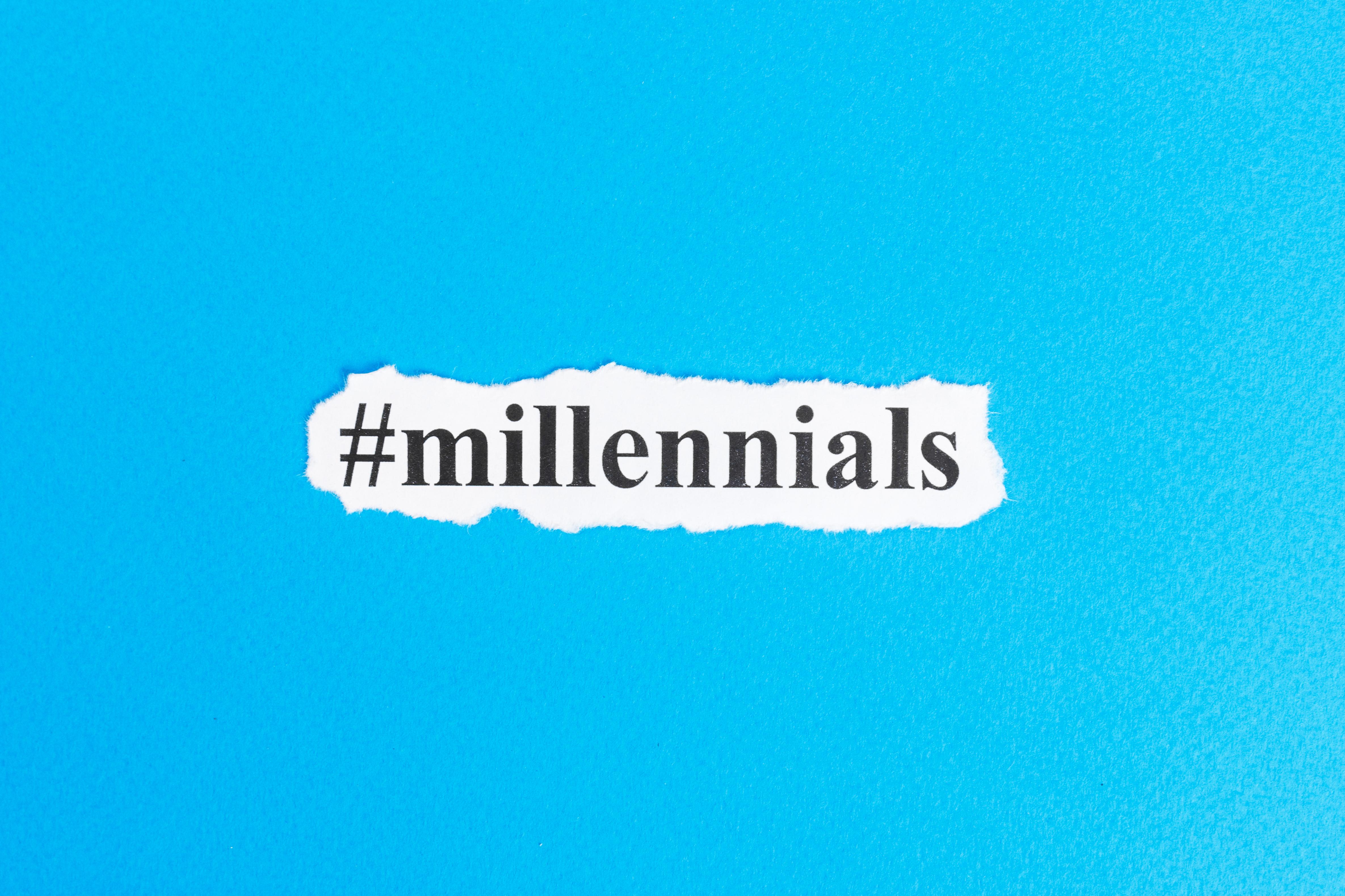 Millennials millennial