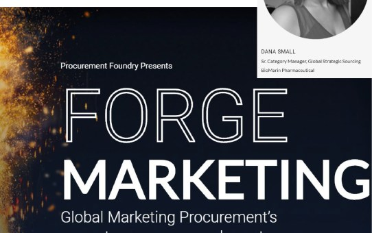 I'm Speaking! An Epic Event: Forge - Marketing Virtual Conference by Procurement Foundry - 10.29.20. Don't Miss out!
