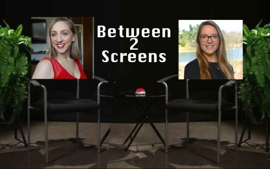 Between 2 Screens - An Uninhibited and Unrestrained Interview With Victoria (no relation to the Queen) Vitale