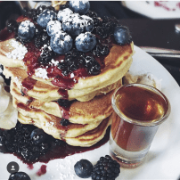 BlackNBlue Flapjacks