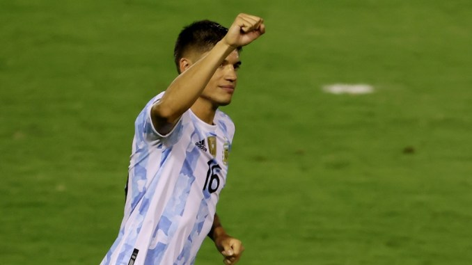 World Cup - South American Qualifiers - Venezuela v Argentina