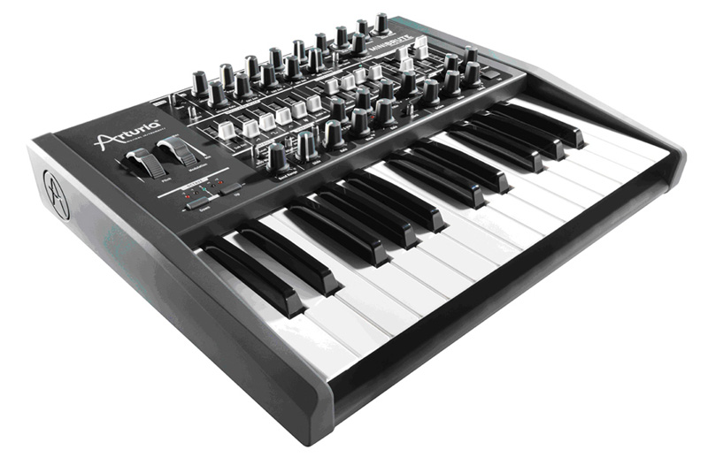 Best Budget Analog Synth Arturia MiniBrute