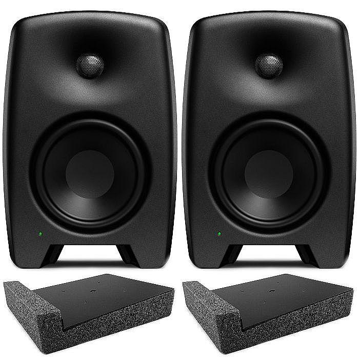 best-studio-monitors-Genelec-M040