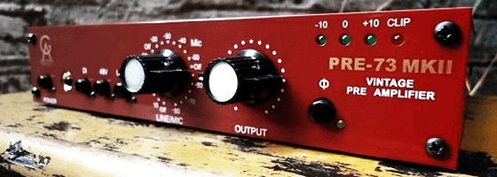 best budget microphone preamp