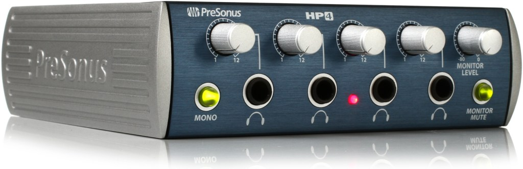 best-headphone-amplifier-presonus-hp4