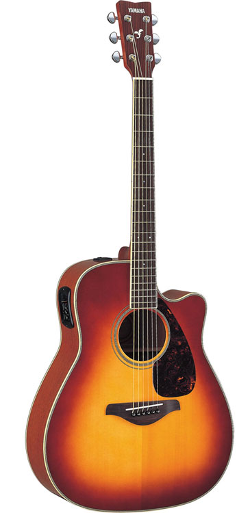 best acoustic-electric guitar under 500