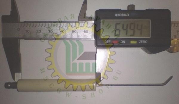 Электрод зажигания 11*68*70 для Betox 1200 (Oilon KP-6) 37292013
