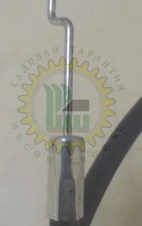 Трос регулировки газа с ручкой 005.47.1110