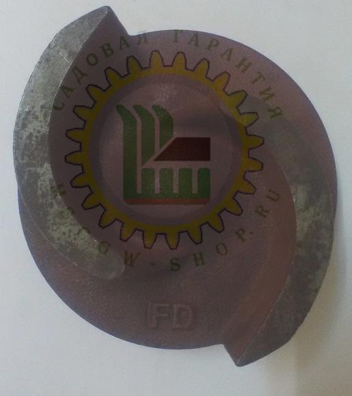 Крыльчатка для мотопомпы PG 950T (старого образца) 039090100500
