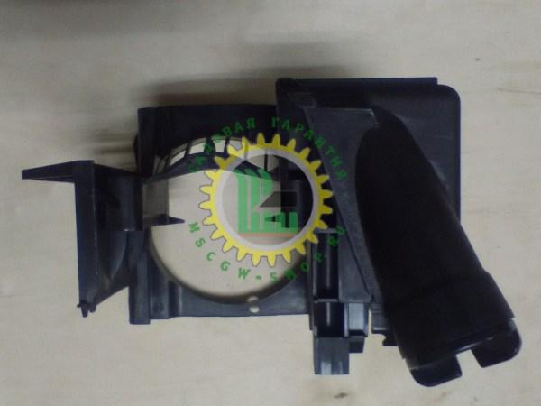 Корпус двигателя с топливным баком в сборе для DBC340 387110340