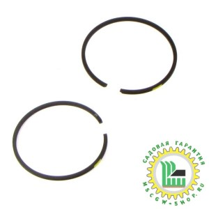 Кольцо поршневое компрессионное 38x1.2 мм. Stihl MS 180 / 180 C 1130 034 3002