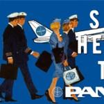 パンナムフェア開催中!今なら関空で輝かしいパンナムの歴史に触れられます