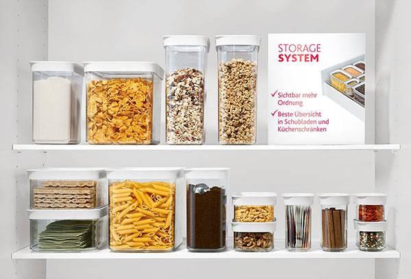 От овощей до круп: как хранить разные продукты на кухне. Как хранить фрукты как продукты питания. Основные требования к емкостям для хранения