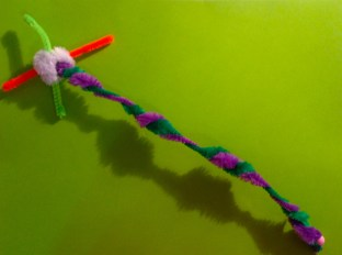 Nervous System: Pipecleaner Craft