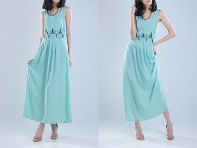 MS-CAP169A1 Leilla Dress PRICE : RP 278.300